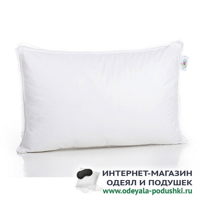 Подушка Belashoff Kids Наше счастье гусиный пух (40х60 см)