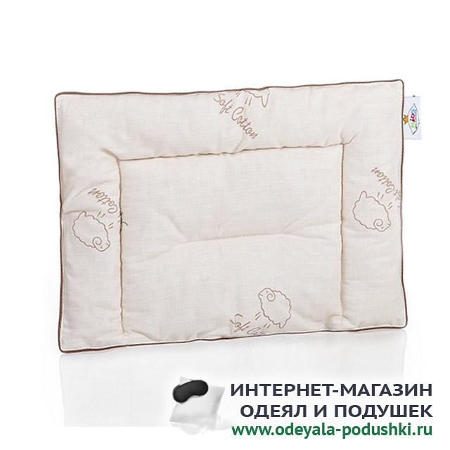Подушка Belashoff Kids Наше сокровище шерсть (28х40 см)