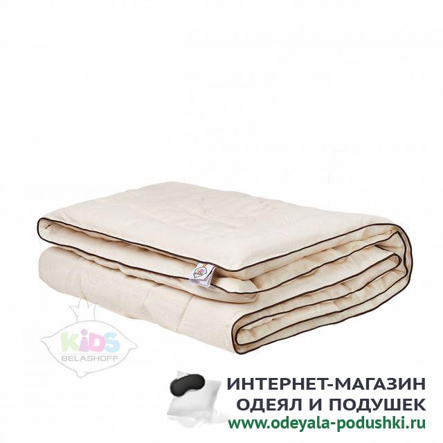 Одеяло Belashoff Kids Наше сокровище шерсть (110х140 см)