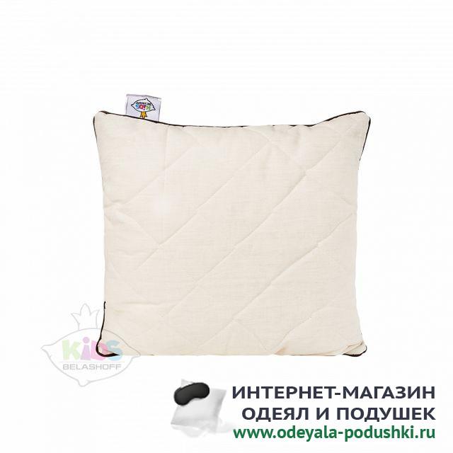 Подушка Belashoff Kids шерсть (40х40 см)