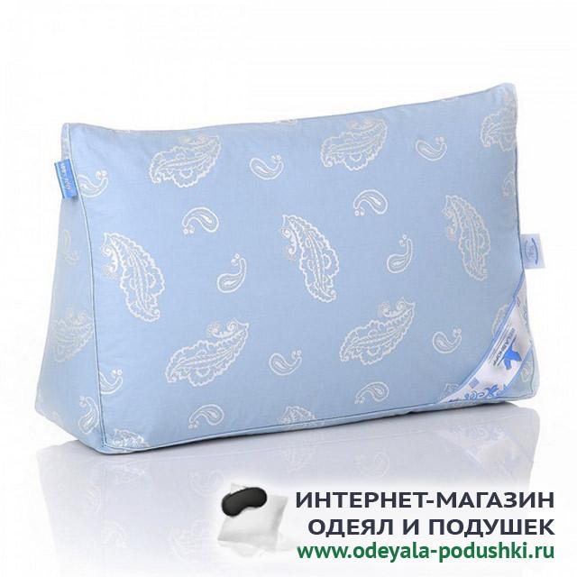 Подушка Belashoff Классика пух-перо (37х57х17 см)