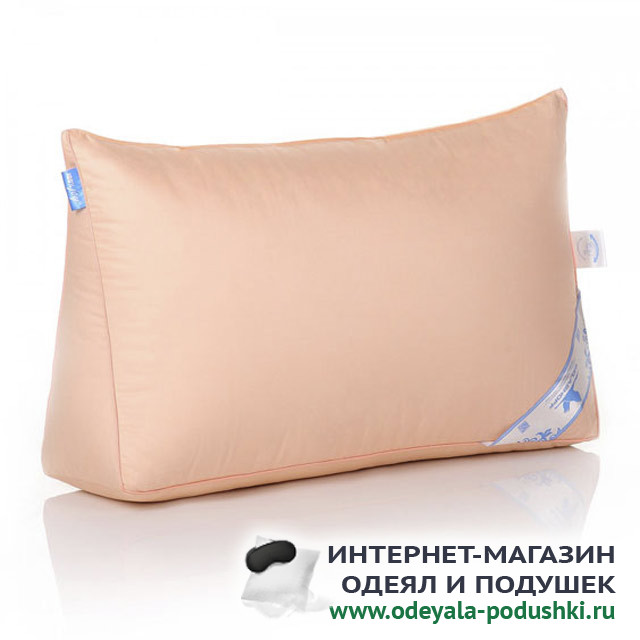 Подушка Belashoff Люкс пух (37х57х17 см)