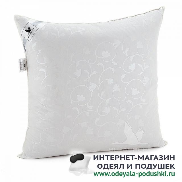 Подушка Belashoff Классика пух-перо (60х60 см)
